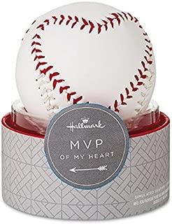 Hallmark Valentine's MVP Of My Heart Baseball