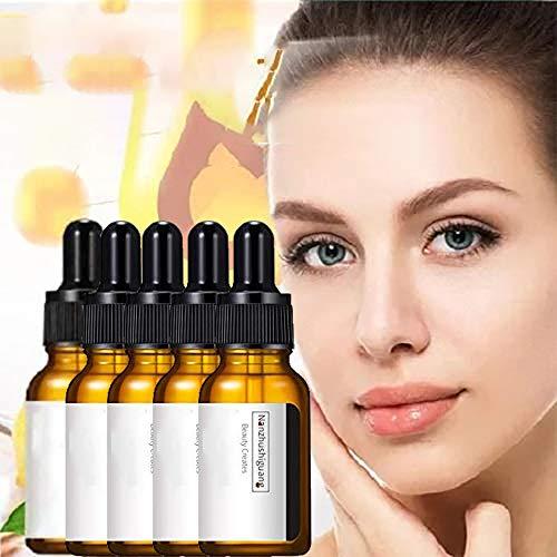 Wrinkless Anti-Aging Serum, Face Moisturizer Enriched Serum, Poreless Skin Tightening Anti Aging Serum Shrinkage Pore Serum, for All Skin Types