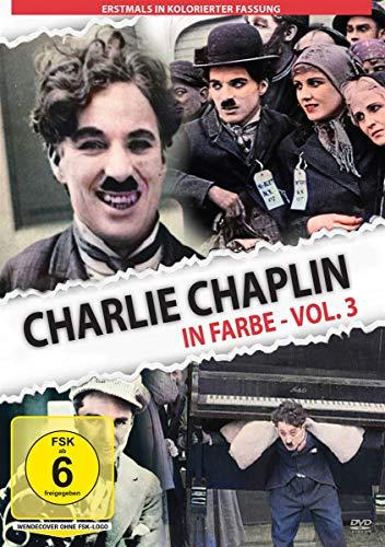 Charlie Chaplin in Farbe, Vol. 3