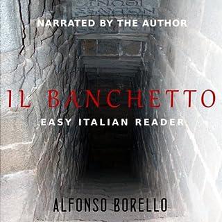 Il Banchetto - Easy Italian Reader (Italian Edition) cover art