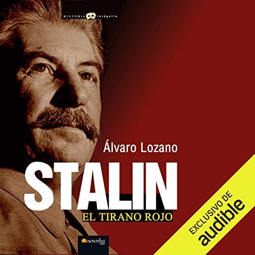 Diseño de la portada del título Stalin