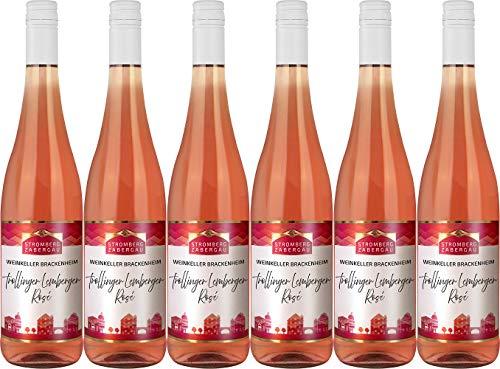 Stromberg-Zabergäu Trollinger mit Lemberger Rosé 2020 Feinherb (6 x 0.75 l)