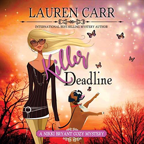 Killer Deadline Audiobook By Lauren Carr cover art