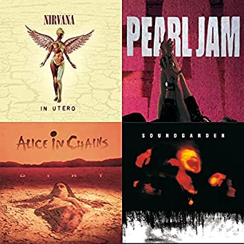 La época dorada del Grunge: los 90