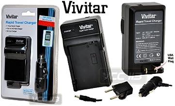 1 Hour Rapid Charger for Nikon EN-EL20 Battery