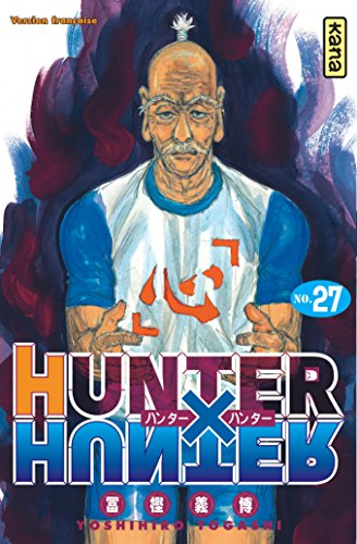 Hunter X Hunter, tome 27