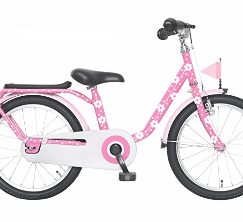 Fahrradaufkleber Set Flowers and dots Fahrradsticker M1007 Sticker for Children by ilka parey wandtattoo-welt