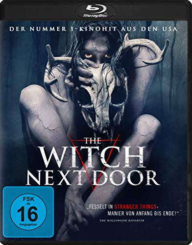 The Witch Next Door [Blu-ray]