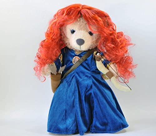 ventas en linea Merida costume 4 piece set [forest of of of fear and Merida (Brave   Brave)] to fit the sherry May of S (japan import)  disfrutando de sus compras