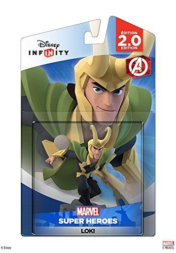 Disney Infinity: Marvel Super Heroes (2.0 Edition) Loki Figure - Not Machine Specific by Disney Infinity