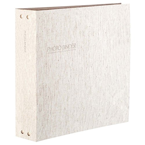 SEKISEI アルバム ポケット ハーパーハウス フォトバインダー 高透明 L1080枚収容 L 300枚以上 リネン XP-3238