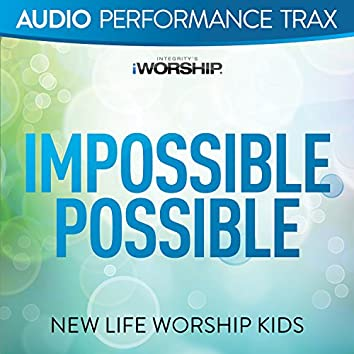 Impossible Possible (feat. Jared Anderson) [Audio Performance Trax]