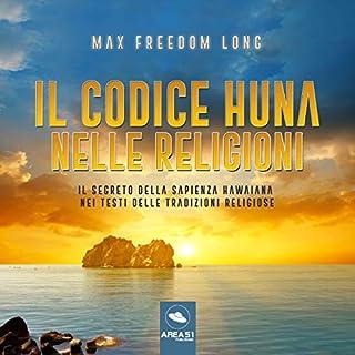 Il codice Huna nelle religioni copertina