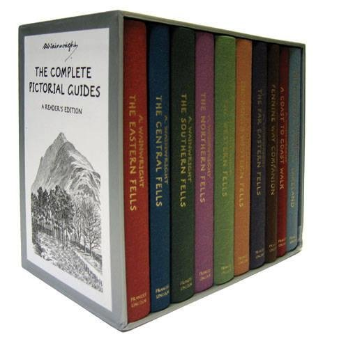 The Complete Pictorial Guides: A Reader's Edition (Pictorial Guide Lakeland Fells)
