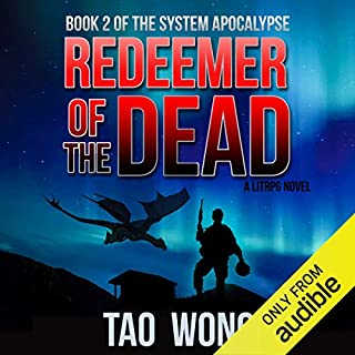 Redeemer of the Dead: A LitRPG Apocalypse cover art