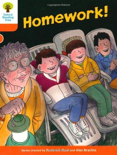 Oxford Reading Tree: Level 6: More Stories B: Homework!の詳細を見る