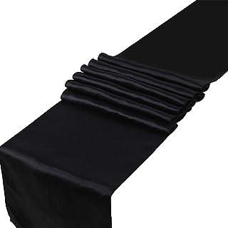 Ruankenshop Style EuropéEn Chemin De Table Noble Chemin De Table Or Luxueux Chemin De Lit Cannage pour Chaise Table De Ban...