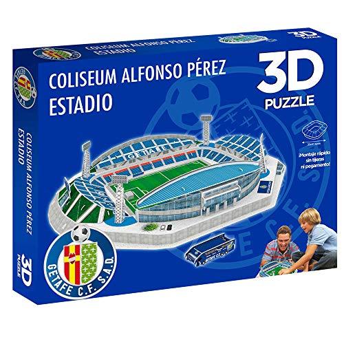 Eleven Force Puzzle 3D Coliseum Alfonso Pérez Producto