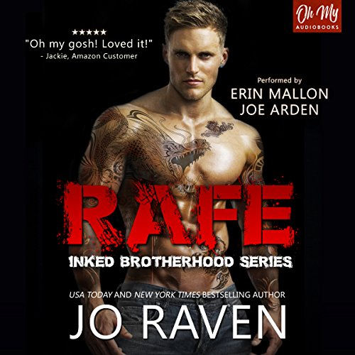 Rafe audiobook cover art