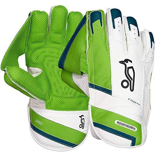 KOOKABURRA Kahuna 550L Premium Wicket Keeping Gloves ' 2019 Edition ' Mens Size