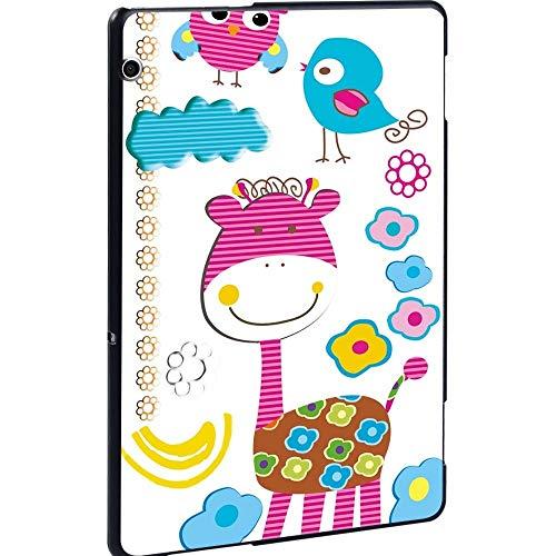 ghn Funda rígida para tablet Huawei MediaPad T3 8.0 /T3 10 9.6' /T5 10 Tablet Durable Protectora Accesorios Tablet