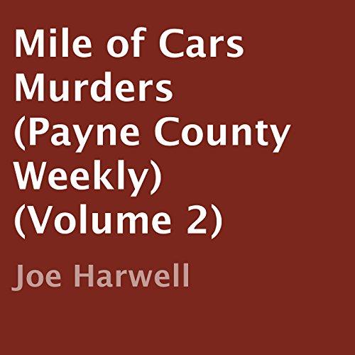 Mile of Cars Murders audiobook cover art