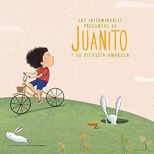 "Juanito Y Su Bicicleta Amarilla, Luigi Valdizán & Jorge ""Awelo"" Miranda"