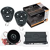AVITAL 3100L 3100 1-Way Security System with...