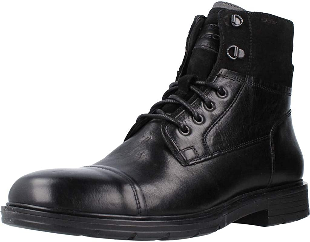 Geox Men's Ankle Beauty products Ranking TOP5 Classic Boots
