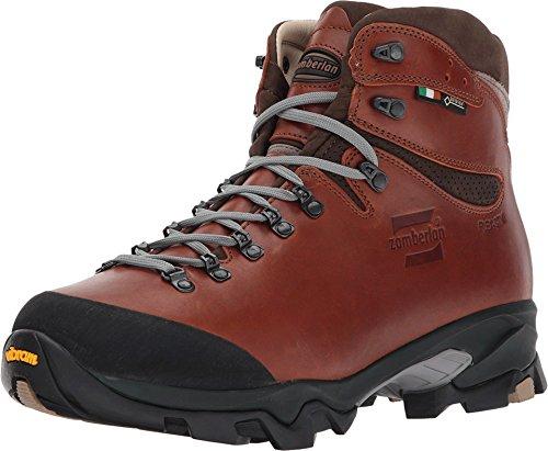 Zamberlan 1996 VIOZ Lux Gore-TEX - Stivali da trekking SS21, Marrone (marrone), 46.5 EU