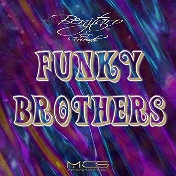 Funky Brothers (feat. Nicole Johänntgen, Daniel Müller & Natascha Schoonderwaldt-Baumann)