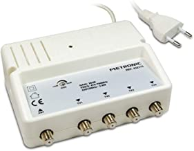 Metronic 432175 - Amplificador señal de Antena TV,