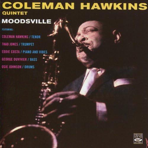Coleman Hawkins Quintet feat. サド・ジョーンズ, エディ・コスタ, ジョージ・デュヴィヴィエ & オシー・ジョンソン