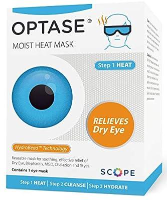 OPTASE Moist Heat Eye Mask