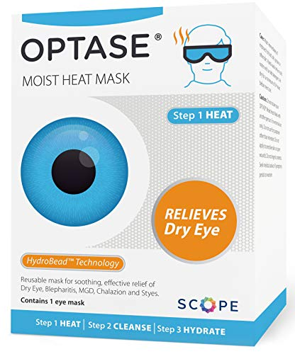 OPTASE Moist Heat Eye Mask