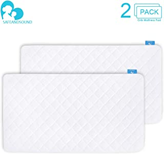 Best mattress pads for cribs Reviews