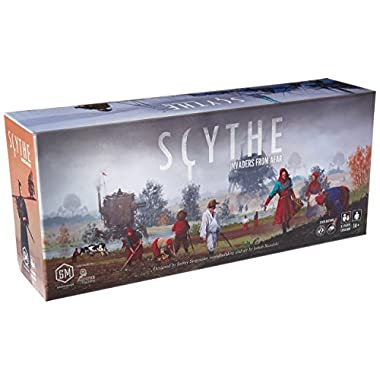 Scythe: Invaders from Afar Board Game