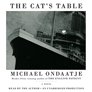 The Cat's Table audiobook cover art