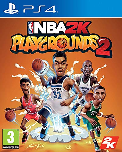 NBA 2K Playgrounds 2 (NMC Inglés/Arabic Box) /PS4