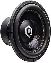 SoundQubed HDS2.1 Dual Voice Coil 600W RMS Series Subwoofers (12-inch Dual 4 Ohm)