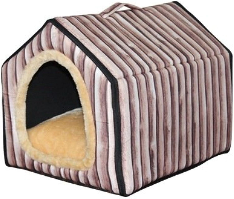 CHONGWUCX Super soft plush octagonal nest bluee pink, s