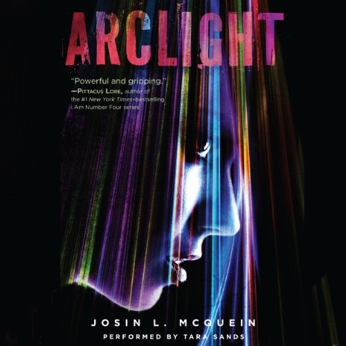 Arclight audiobook cover art