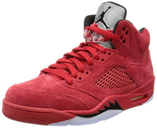 Nike Air Max 1ultra Essential, scarpe da ginnastica da uomo, (university red, black), 44 EU