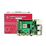 Raspberry Pi 4...image