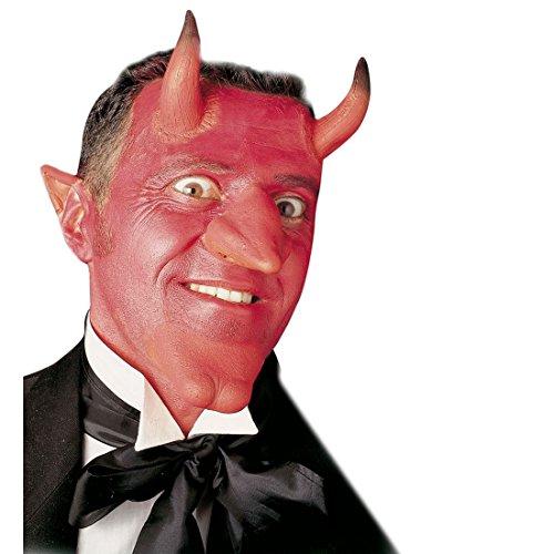 NET TOYS Conjunto de Maquillaje de Diablo Halloween Accesorios