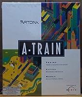 "A-Train (Maxis/PC DOS 3.5"" Diskette Version) (輸入版)"