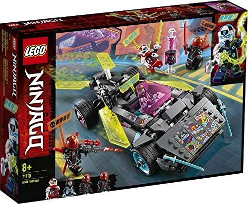 wow Lego NINJAGO Vehículo tuning ninja