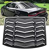 E-cowlboy Rear Window Louver Windshield Sun Shade Cover...