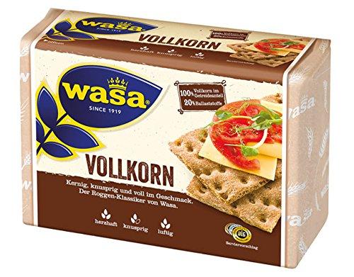 Wasa Vollkorn Knäckebrot - 260g - 4x