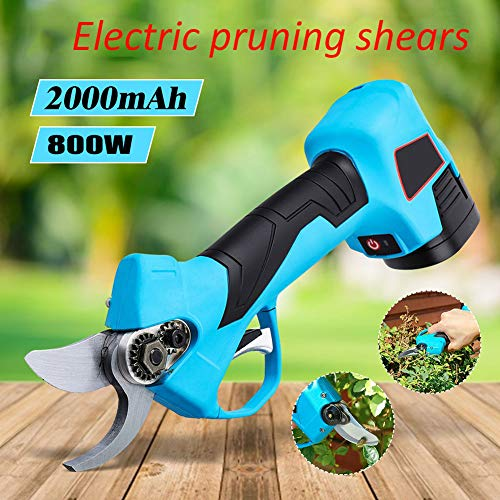 Find Bargain Mgcdd-Car Organizer One-Piece Electric Pruning Shears, Rechargeable Strong Rough Prunin...